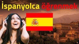İspanyolca öğrenmek ||| En Önemli İspanyolca Kelime Öbekleri ve Kelimeler ||| Uykuda Öğrenme