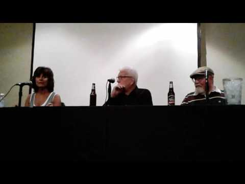 Monster-Mania 34 - The Fog Panel with Adrienne Barbeau, Tom Atkins and Charles Cyphers 8-13-16