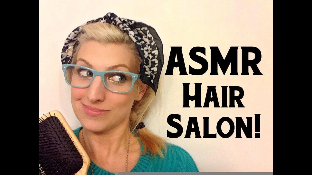 R Style Hair Studio: ҈҉ʬ ᴥ∆ 3D ASMR SPA ∆ᴥ ʬ҈҉: Wash, Cut, & Dry Hair Salon RP