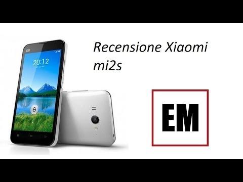Xiaomi Mi2s recensione ita da EsperienzaMobile