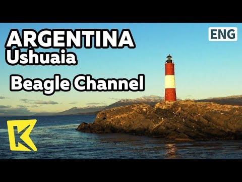 【K】Argentina Travel-Ushuaia[아르헨티나 여행-우수아이아]비글해협 세상 끝 등대/Beagle Channel/Les Eclaireurs/Lighthouse
