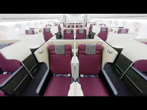 JAL vs Cathay Pacific - Business Class - Cruise Air ...