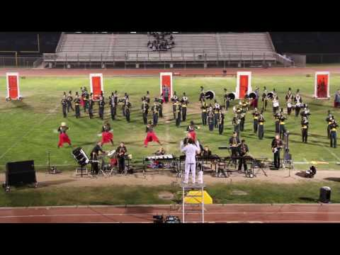Cabrillo High School Marching Band 2016 Fieldshow