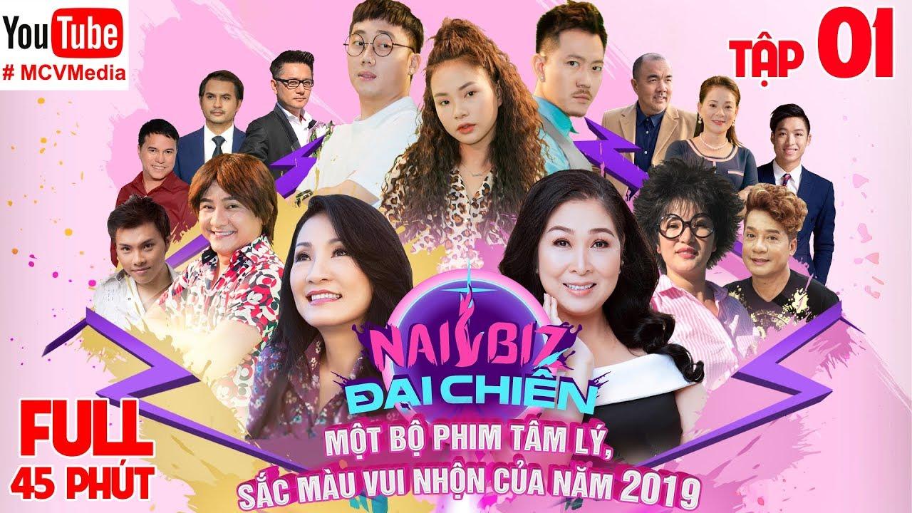 NAILBIZ ĐẠI CHIẾN – TẬP 1 – FULL | Phim Gia Đình Việt 2019