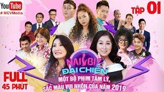 NAILBIZ ĐẠI CHIẾN - TẬP 1 - FULL | Phim Gia Đình Việt 2019