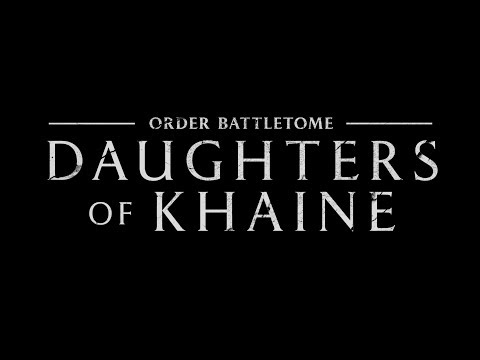 Daughters of Khaine: Jeremey Vetock