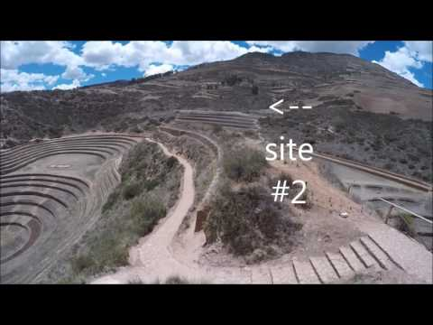 Moray Inca Circular Farms, Peru, Part 2