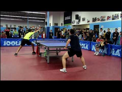 2019 Youth National Ranking Tournament - Junior Boy's Final - Nikhil Kumar Vs. Sharon Alguetti