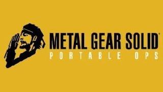 Metal Gear Solid: Portable Ops HD Cutscenes\Film (ITA) - Part 1