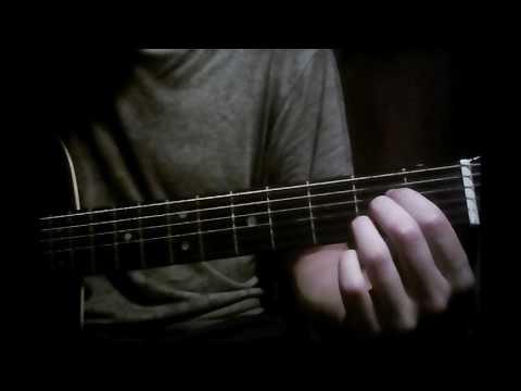 Самая легкая песня на гитаре для новичков 3 аккорда. Песня Элис на гитаре