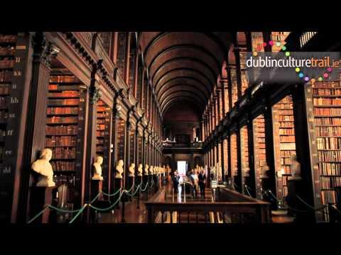 Discover Ireland - Trinity College Dublin