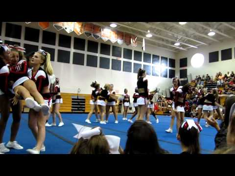 Ultimate Cheer & Dance WPB Senior 4 Supercells