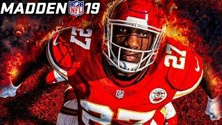 Madden 19 Gameplay - Kansas City Chiefs vs Oakland Raiders