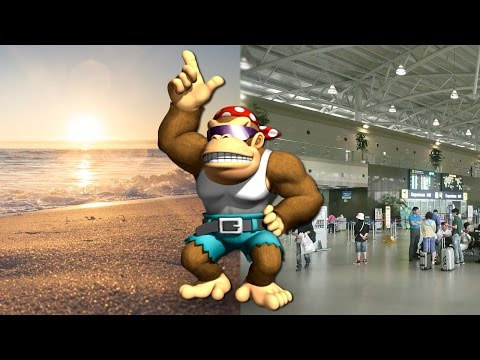 Funky Kong ASMR (Prequel AND Sequel)