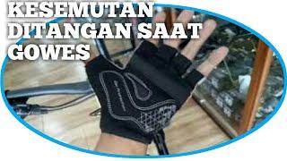 Cara atur posisi sadel agar tangan tidak kesemutan dan pinggang tidak sakit..