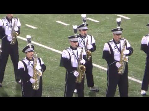 Ohio University Marching 110 - Karn Evil 9 - Emerson Lake & Palmer