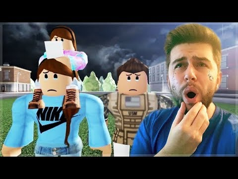 Reacting To A Sad Roblox Movie The Last Guest 3 The Uprising The