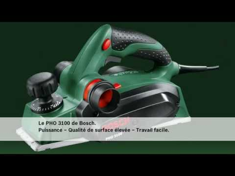 Rabot bosch pho 3100 youtube - Rabot electrique bosch ...