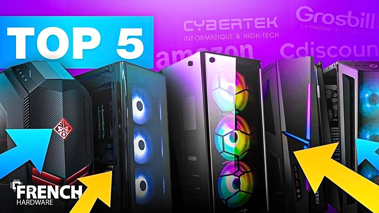 Download TOP 5 PC GAMER 2021 (Il y a enfin du stock!)