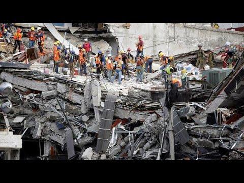 Messico: nuova scossa causa almeno 4 morti