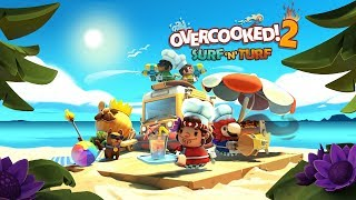 Let's Play The NEW DLC! (Overcooked 2 Livestream)