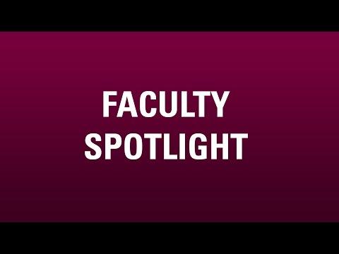 Faculty Spotlight - Nicholas Serruys (Department of French)