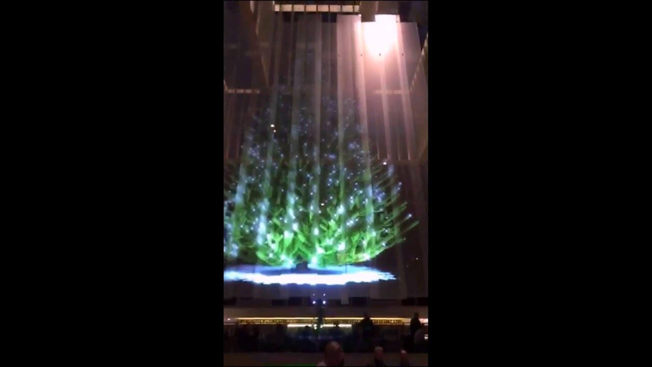 holografik am aac holographic christmas tree at rijksmuseum