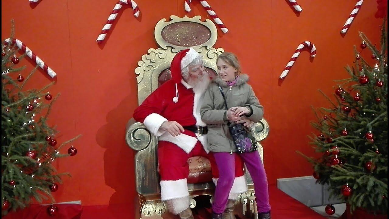 Casa Di Babbo Natale Chianciano.Il Paese Di Babbo Natale Di Chianciano Terme Youtube