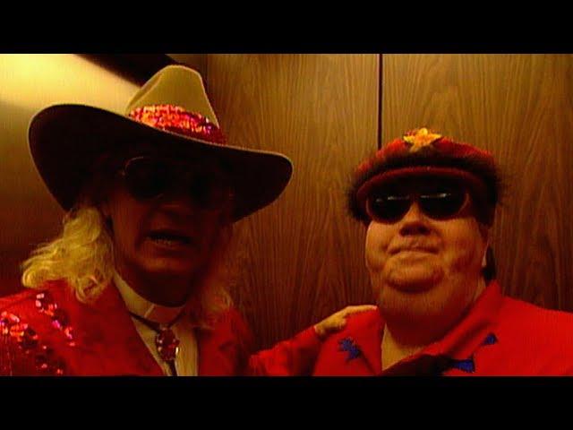 Jeff Jarrett invades Buddy Lee Attractions: Raw, Nov. 29, 1993