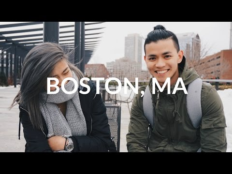 Not A Boston Tour Guide | Vlog17
