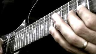 "Beautiful guitar song - ""By the Edge of the Stream"" - Ballad guitar by Dallton Santos"