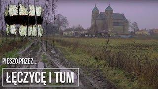 W królewskim mieście: Łęczyca - Tum #wyprawapiesza #łódzkie