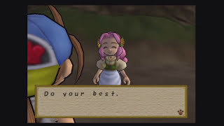 Harvest Moon: Save the Homeland - The Azure Swallowtail