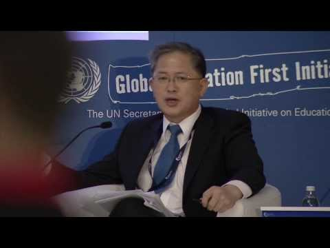 GESF 2014 Panel Discussion: Focus on Asia Pacific