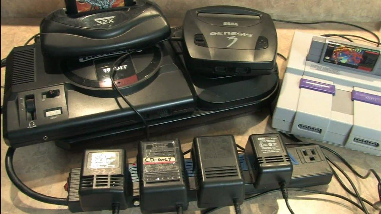 Classic Game Room Saturn