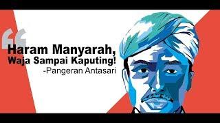 Download Video FULL MOVIE !!! FILM KISAH PERANG BANJAR PERJUANGAN PANGERAN ANTASARI   YouTube MP3 3GP MP4