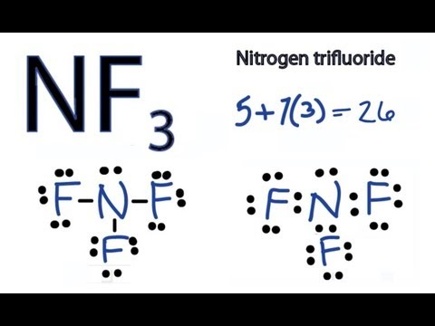 air products to present findings on optimization of remote nf3 rh article wn com nf3 lewis structure molecular geometry nf3 lewis structure polar or nonpolar