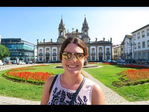 Hello BRAGA. The SECRET CITY in PORTUGAL.