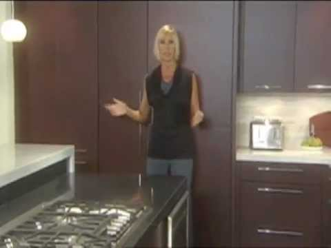 Candice Olson - Modern Thermador Kitchen