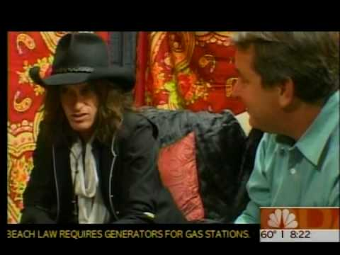 Aerosmith ConcertBehind the Scenes