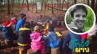 à conversa com... Raúl Correia | Tribo Terra - Escola da Floresta