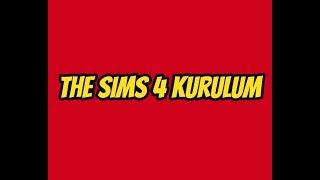The Sims 4 Kurulum