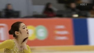 Yuna Kim - send in the clowns(new angle ver.)