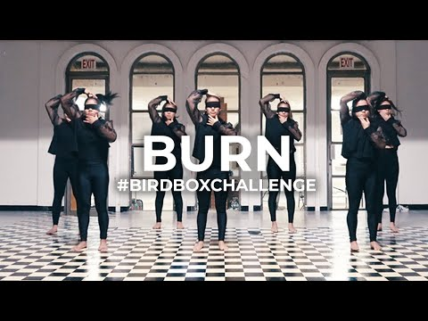 &burn - Billie Eilish (Dance Video) | @besperon Choreography #BIRDBOXCHALLENGE