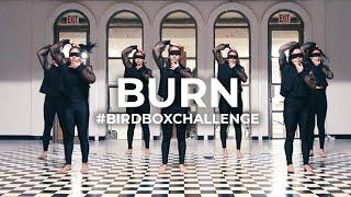 &burn - Billie Eilish (Dance Video) | @besperon Choreography #BIRDBOXCHALLENGE