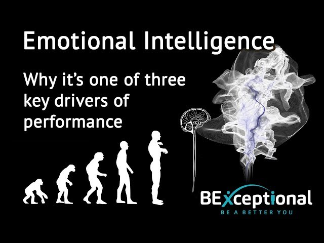 Emotional Intelligence - Why It's One of 3 Drivers of Performance for Leaders & Organisations