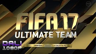 FIFA 17 Ultimate Team Online Season Match PC Gameplay 1080p 60fps
