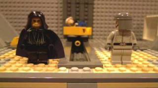 Lego Star Wars - Death Star Tales 1