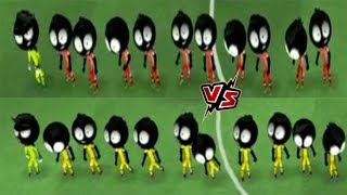 Stickman Soccer 2018 | The Best Stickman Football Game - Android GamePlay#3 HD