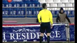 Kasımpaşa - Konyaspor | 3-1 | BA 2011-2012 18.Hafta